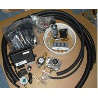 China Full set 4cyl CNG Sequential Injection System Conversion Kits for automobile on sale