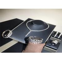 China 18KT White Gold  Serpenti Bracelet / Necklace / Ring / Earrings Diamond Paved wholesale