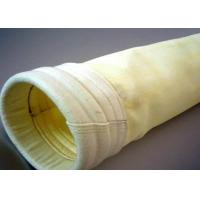 Quality FMS High Temperature Filter Bag For Cement Plant 130*5200mm With PTFE Membrane for sale