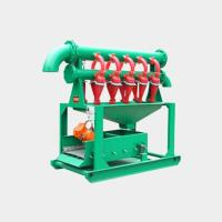 China Oilfield Drilling Fluids Mixing Solid Control Equipment For Screening The Drilling Mud on sale