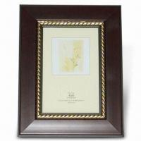 China Photo Frame, Made of PS Material, Available in Different Colors and Sizes wholesale