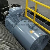 China Winch Hoisting Motor, FEM Standard, High Performance and Reliability on sale