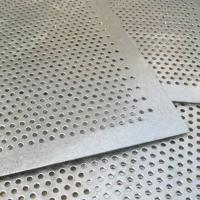 China Customized Hole Shape Perforated Metal Sheet With Durable Surface For Industry Use wholesale