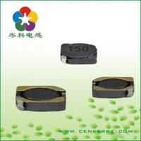 China SMD Power Inductor with DR Type with Magnetic Shield, Good for High Density Mounting wholesale