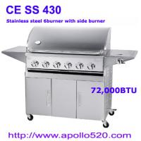 China Holiday Stainless Steel BBQ Set on sale