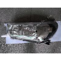 China 2015 Toyota Hilux Revo Parts , 81170-0K650 12V Halogen Type Head Light wholesale