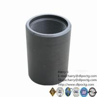 China API 5B Seamless with connect pipe tubing coupling EUE/NUE gas used stainless steel Internal Tubing coupling wholesale