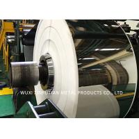 China BA NO.6 / Oil Hairline Stainless Steel Surface Finish 304 SS Sheet Coil Customized wholesale