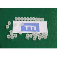 China Tansparent Injection Moulding Parts For Electronic Plastic Tubes wholesale