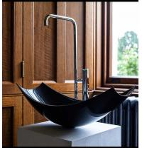 China Modern Custom Carbon Fiber Bowl Black Color Matte / Dull Polish Surface wholesale