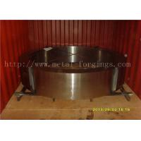 China EN10025-2 S355J2G3 Forged Steel Rings Normalizing Heat Treatment wholesale