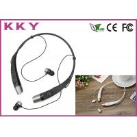 China Music Noise Cancelling Headphone With 120mAh Rechargeable Lithium Polymer Cell on sale