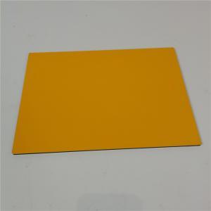 China Anti - Corrosion Grain Aluminum Composite Panel For Outdoor Decoration wholesale