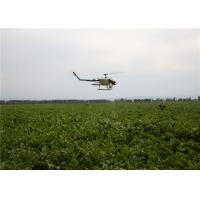 China Remote Control RC Helicopter Sprayer for Precision Agricultural Spraying 24 Hectares a Day on sale