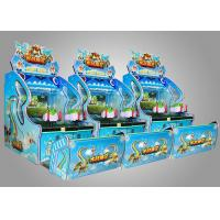 China Canival Coin Operated 2 Player Arcade Shooting Machine For Children Park wholesale