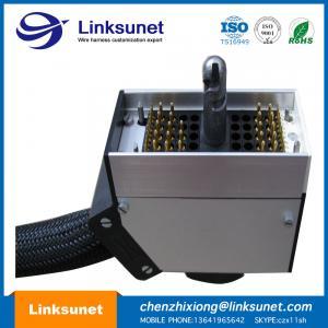 China Crimping Automotive Terminal Harness 3.81mm LAPP LIFY EDAC 56 Pin Connector wholesale