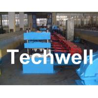 China 15 Forming Station Crash Barrier Roll Forming Machine for Highway Guardrail TW-W312 wholesale