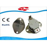 China High Voltage Manual Reset Temperature Switch , Thermal Cutoff Switch 250v on sale