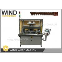 China 8KW BLDC Coil Winding Machine 600RPM Straight Lamination 3 Phase Small Slot Size on sale