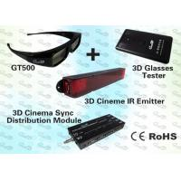 China 3D Education Pack with 3D IR Emitter and Stereo 3D Glasses wholesale