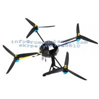 China Balsa Wood UAV Quad Copter Airplane With Propeller / 4 Axis rc model kits wholesale