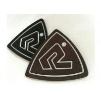 China High Frequency Custom 3D Rubber Patches With Sleeve Badges For Ski -  Wear wholesale