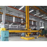 China Motorized Column Boom Welding Machine For Pipes / Tanks / Vessels Welding on sale