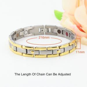 China Full Magnets Balance Power Tungsten Bracelet for Body Health,Energy element bracelet wholesale