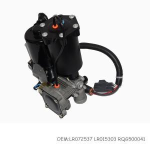 China Rubber Steel Aluminium Air Suspension Compressor for LR3 / 4 LR072537 LR15303 LR023964 wholesale