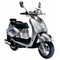 China 50CC Japanese Technoloy Gas Scooter 50QT-4 wholesale