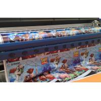 China DX5 Inkjet Print head Printer 1.8M Professional Eco Solvent Printer with 1440dpi wholesale