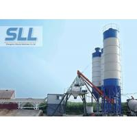 China Multi Function Wet Batching Plant Concrete Batching And Mixing Plant HZS35 wholesale