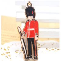 China The royal guard keychain wholesale
