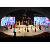 Buy cheap Full Color P10 Outdoor Stage LED Screens Rental With synchronous Control from wholesalers