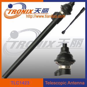 China small fit-head telescopic car antenna/ car am fm radio antenna TLC1423 wholesale