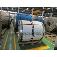 Buy cheap Grade 201 DDQ / 3011/2H Full Hard , 409L  Stainless Steel Sheet in Rolls from wholesalers