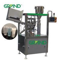China Soft Tube Filling Sealing Machine Vertical Cosmetics Ointment Plastic ZHY-YP60 wholesale