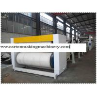 Quality speed 80m/min steam heating 5ply corrugated cardboard production line/paperbaord line for sale