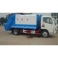 China dongfeng Refuse 6CBM Collector Garbage Truck on sale wholesale