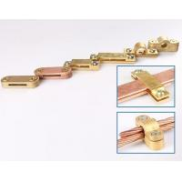 China Ground Tape Clamp, Copper material, Ground cable clamp, Goodelectricconduction wholesale