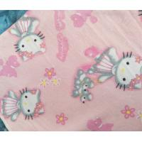 Buy cheap 30*60cm 350gsm Carton Cute Colorful Terry Fabric Stitching Microfiber Kitchen from wholesalers