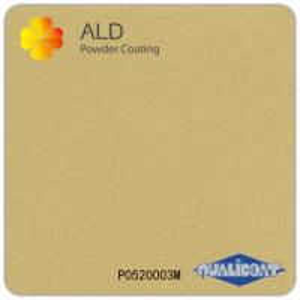 China Metallic bonding polyester powder coating paint manufacturer on sale