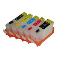 China Pigment Compatible Ink Cartridge Toner Canon Pixma IP4810 Refilling ISO14001 wholesale
