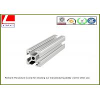 China CNC Machining Aluminum Extrusion Parts  For TV Set Frame CE Approved wholesale
