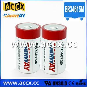 China er34615m lithium battery 14.5Ah 3.6V wholesale