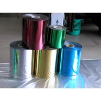 China Shrink Wine Box Coloured Foil Rolls Printable With Eco - FriendlyMaterial wholesale
