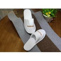 China Comfortable and Non Slip Slippers Perfect For Home , Hotel or Commercial Use wholesale