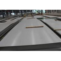 China Hair Line with PVC , Mirror finish stainless steel sheet 301 304 316 Grade ASTM A240 on sale