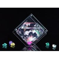 China Fashionable Engraving Acrylic Fish Aquarium , Pmma / Acrylic Photo Frames wholesale