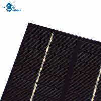 China High Efficiency Epoxy Solar Panel Photovoltaic 9V For Portable Solar Charger on sale